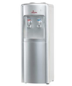 Кулер для воды Apexcool 08 LE серебристый со шкафом