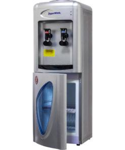 Кулер Aqua Work 0.7-LDR серебро со шкафом