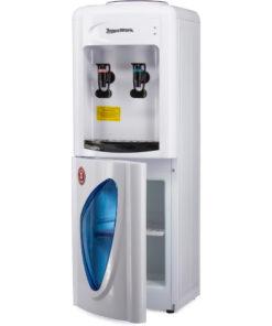 Кулер Aqua Work 0.7-LDR бело-черный