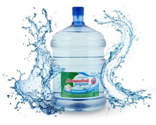 Вода Малиновый родник 18,9л